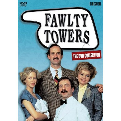 Fawlty Towers DVD Box