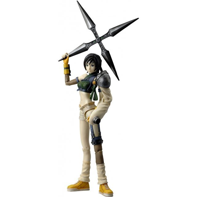 Final Fantasy VII Play Arts Vol. 2 Action Figure: Yuffie Kisaragi