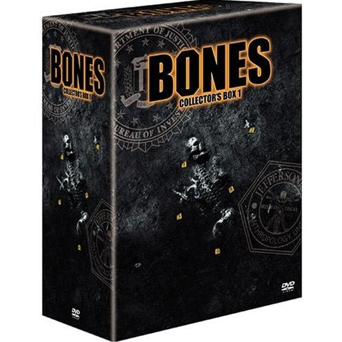 Bones DVD Collector's Box1 (Plus X-Files - The Fight the Future) [Limited Edition]