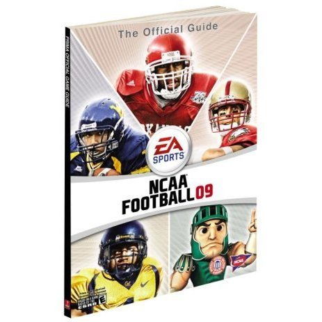 NCAA Football 09: Prima Official Game Guide