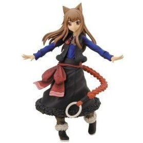 Resinya Spice and Wolf 1/7 Scale Pre-Painted PVC Figure: Wise Wolf Holo