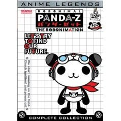 Panda Z: Anime Legends Complete Collection