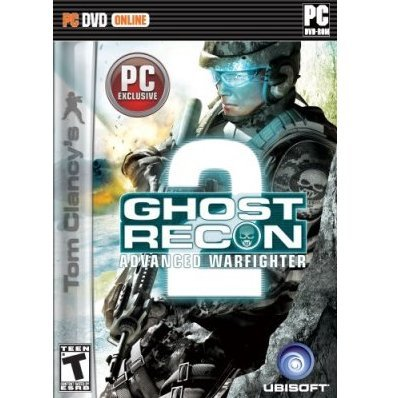 Tom Clancy's Ghost Recon Advanced Warfighter 2 (DVD-ROM