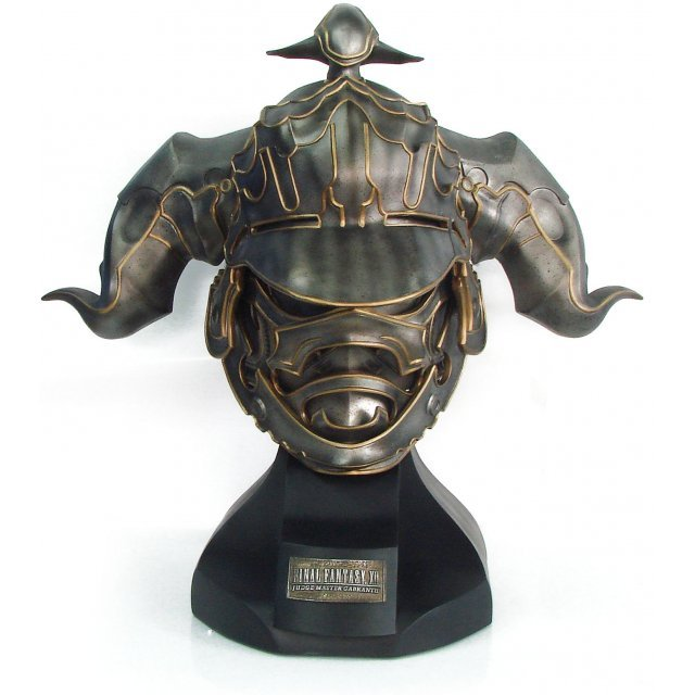 Final Fantasy XII 1/1 Scale Artifacte: Judge Magister Gabranth's Helmet