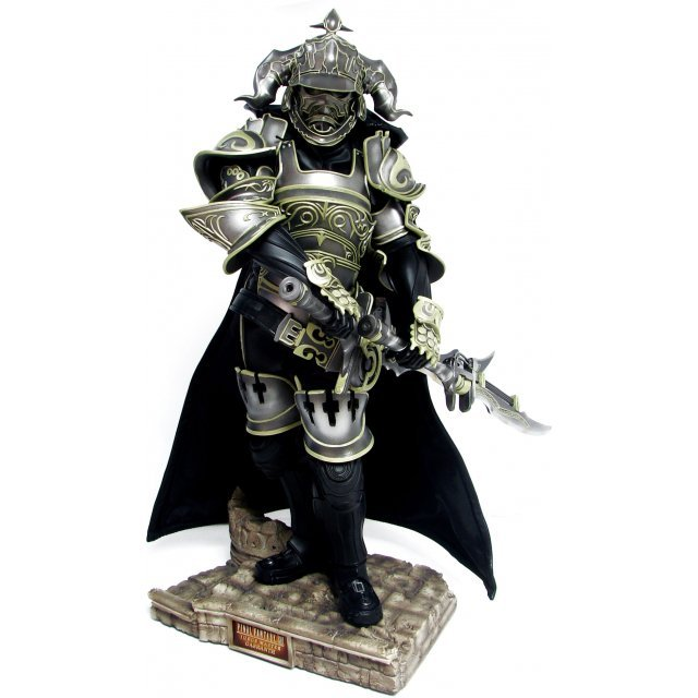 Final Fantasy XII 1/4 Scale Master Piece Art Statue: Judge Magister Gabranth