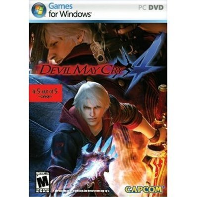 Devil May Cry 4 (DVD-ROM)