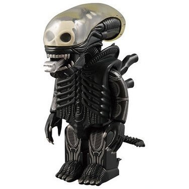 Aliens Non Scale Pre-Painted 400% Kubrick: Alien