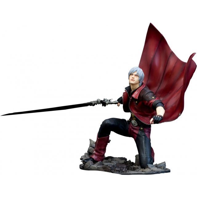 Devil May Cry 4 Non Scale Pre-Painted Artfx Statue: Dante