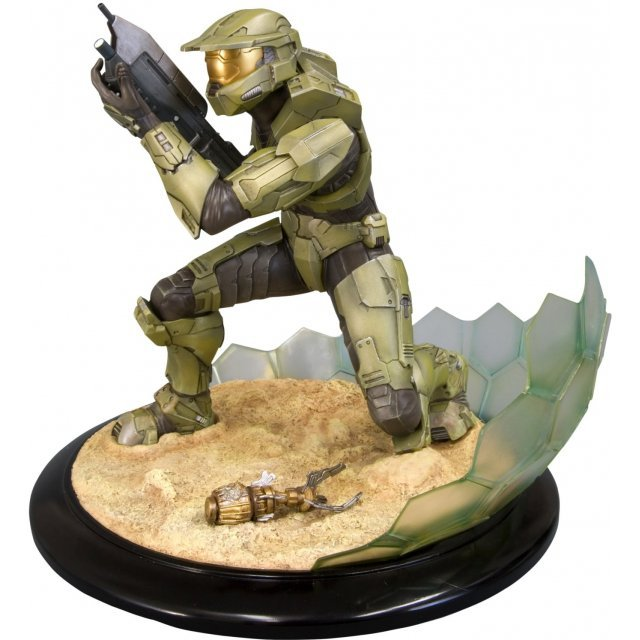 Halo 3 Master Chief Field of Battle Non Scale Artfx Statue: Master Chief
