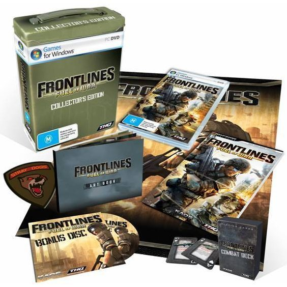 Frontlines: Fuel of War Collector's Edition (DVD-ROM)