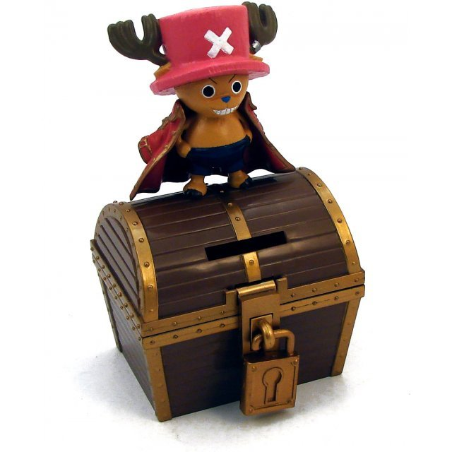 One Piece Piggy Bank Figure: Chopper Type B