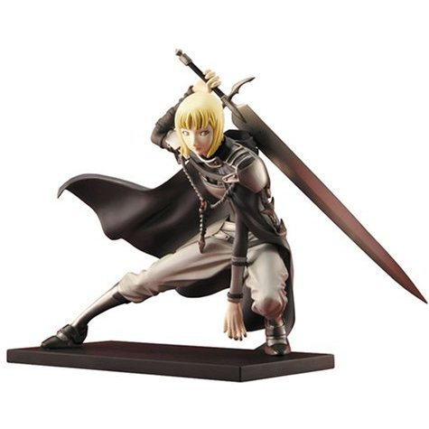 Claymore 1/8 Scale Pre-Painted Figure: No.47 Clare