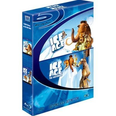 Ice Age / Ice Age 2 - The Meltdown [Limited Edition]