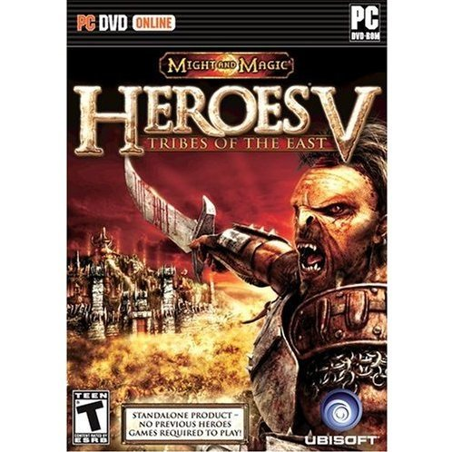 Heroes of Might & Magic V: Tribes of the East (DVD-ROM)
