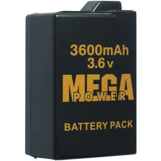 Mega Battery Pack X5 3600mAh