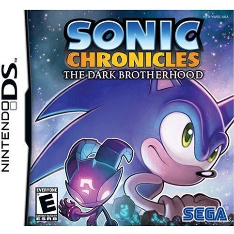 Sonic Chronicles: Dark Brotherhood