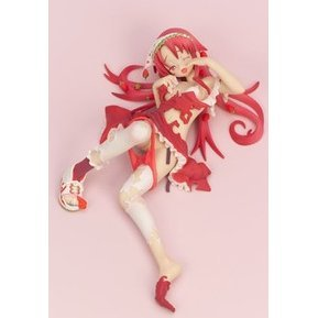 Food Girls Non Scale Pre-Painted PVC Figure: Strawberry Fragrance