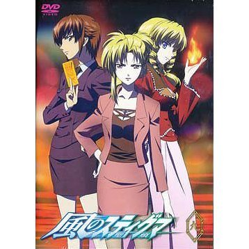 Kaze No Stigma Vol.9