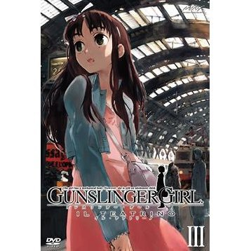 Gunslinger Girl - Il Teatrino Vol.3