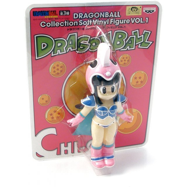 Dragon Ball Collection Vol. 1 Soft Vinyl Figure: Chi Chi