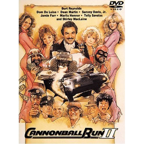Cannonball Run Ii [Limited Pressing]