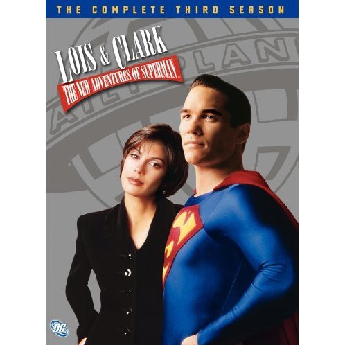 Lois & Clark - The New Adventure Of Superman Third Season Collector's Box 2