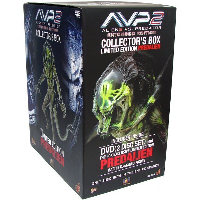 AVP2 Aliens Vs Predator Complete Edition Collector's Box [DVD+Figure Limited Edition]