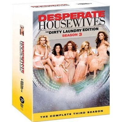 Desperate Housewives Season3 Complete Box