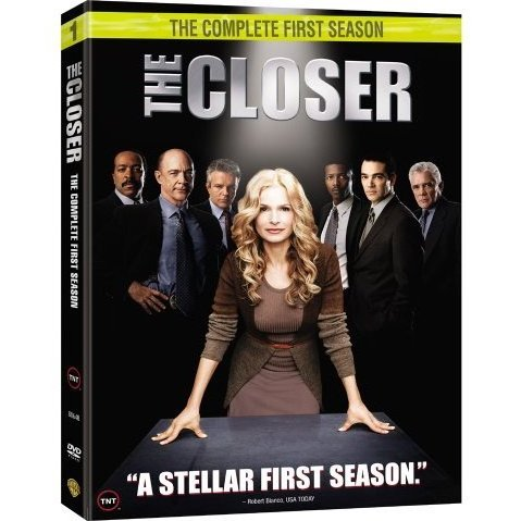 The Closer First Season Collector's Box