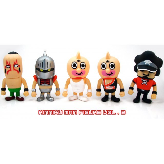 Kinnikuman 29th Anniversary Vol. 2 Figure