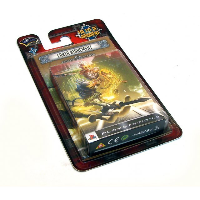 The Eye of Judgment: Biolith Rebellion Set 2: Earth Emperor Theme Deck