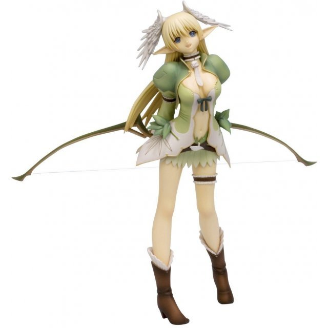 Shining Wind 1/8 Scale Pre-Painted PVC Figure: Elwing (Re-run)