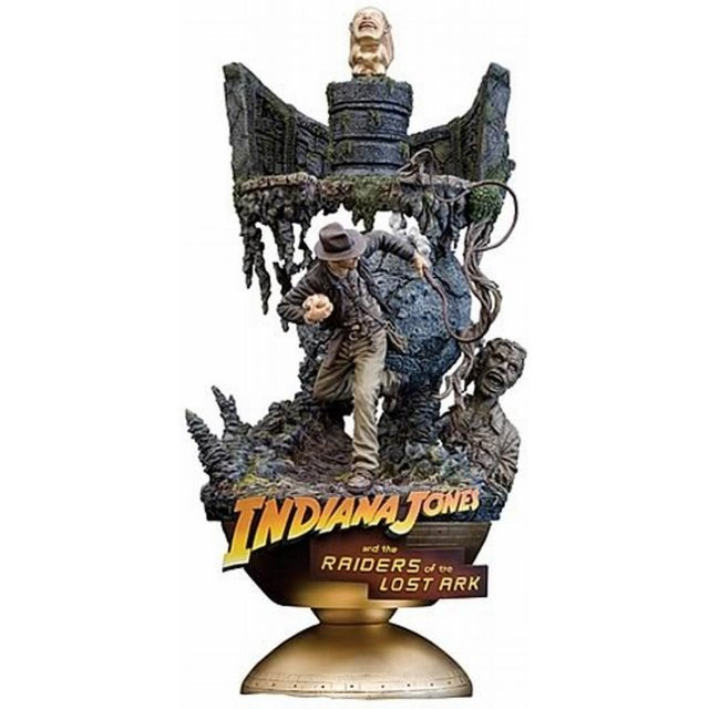ARTFX Theatre Indiana Jones Non Scale Pre-Painted Statue: Indiana Jones and the Riders of the Lost Ark