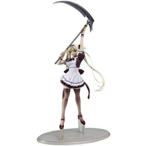 Excellent Model Core Queens Blade R-2 1/8 Scale Pre-Painted PVC Figure: Airi Maid Version