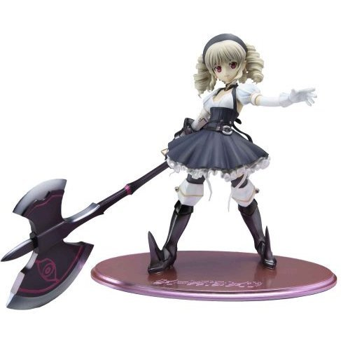 Excellent Model Core Queens Blade R-2 1/8 Scale Pre-Painted PVC Figure: Steel Princess Yumil (2P Color Version)