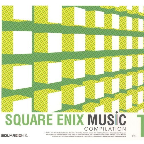 Square Enix Music Original Compilation Album Vol.1