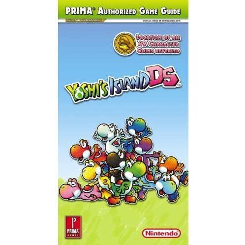 Yoshi's Island DS Prima Official Game Guide