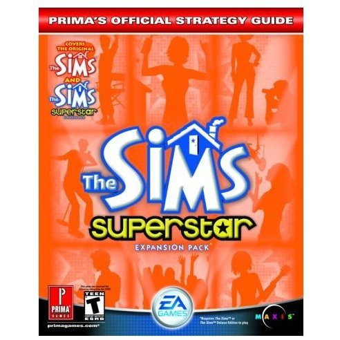 The Sims Superstar Prima Official Game Guide