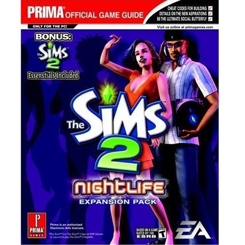 The Sims 2: Nightlife Prima Official Game Guide
