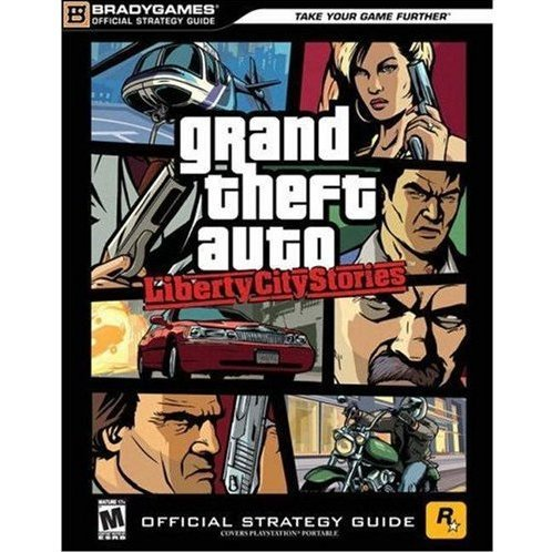 Grand Theft Auto Liberty City Stories - Official Strategy Guide