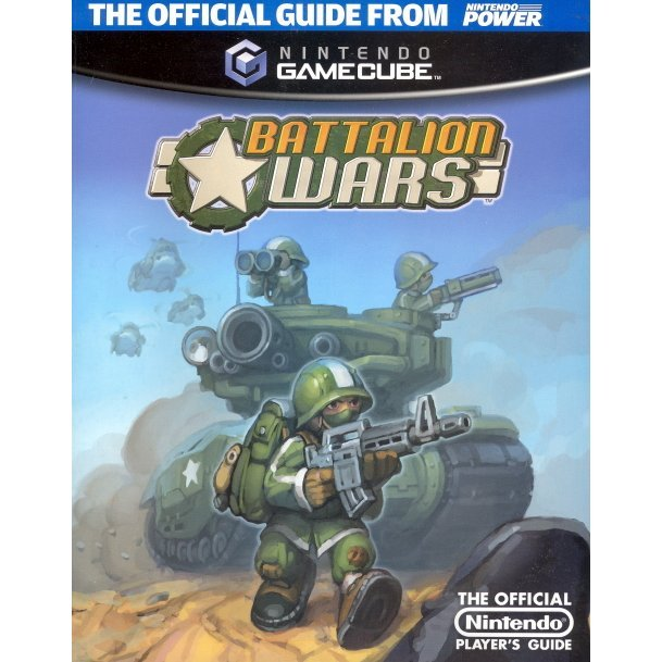 Official Nintendo Battalion Wars Player's Guide