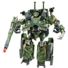 The Movie Transformers Non Scale Pre-Painted Action Figure: MD-03 Decepticon Brawl