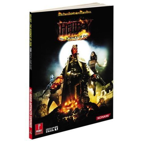 Hellboy: The Science of Evil: Prima Official Game Guide