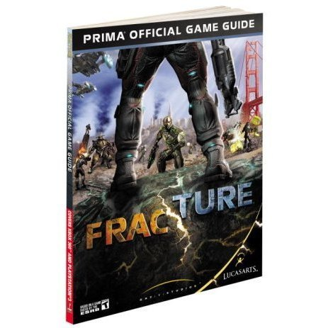 Fracture Prima Official Game Guide