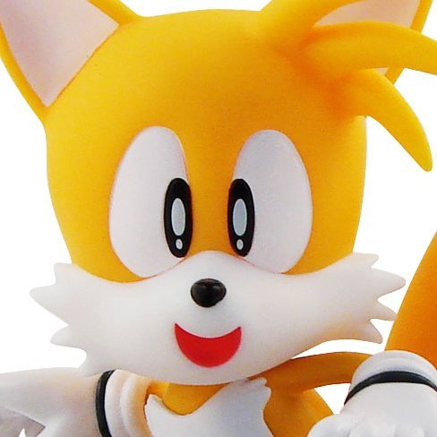 Sonic The Hedgehog Series 1 - Vinyl Figure: Tails