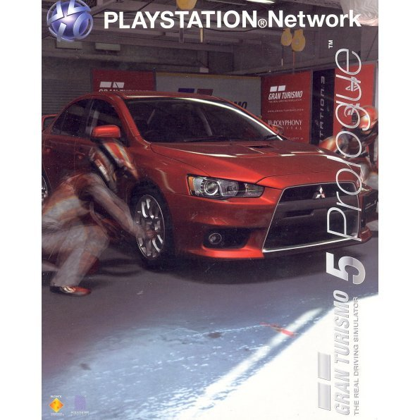 PlayStation Network Card / Gran Turismo: 5 Prologue Evolution (150 HKD / for Hong Kong network only)