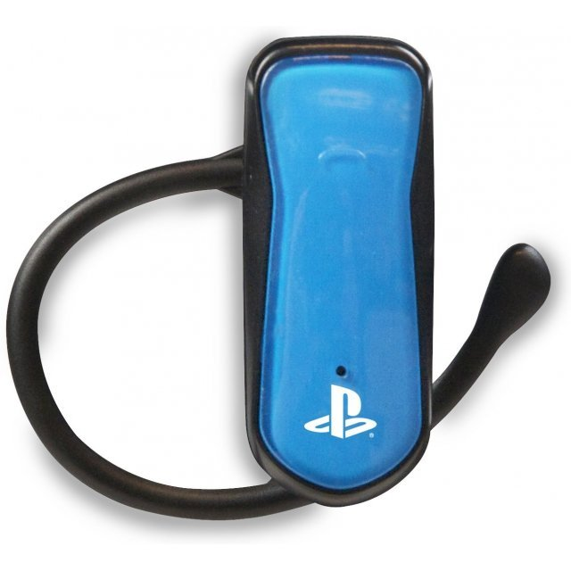 4Gamers PS3 Mono Bluetooth Headset (Blue)