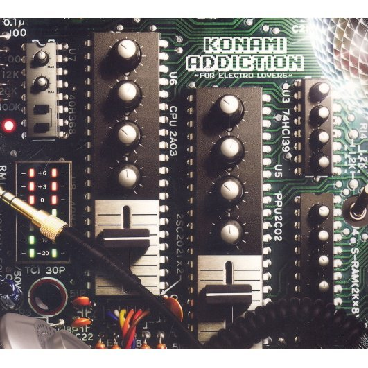 Konami Addiction - For Electro Lovers