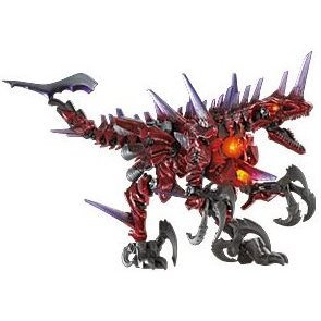 Zoids Great Britain GB-008 1/72 Scale Model Kit: Bio Volcano