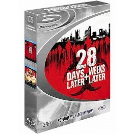 28 Days Later & 28 Weeks Later Blu-ray Disc Box [Limited Edition]